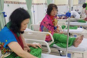 9 du khách nhập viện sau khi ăn trưa tại quán ẩm thực Trần ở Đà Nẵng