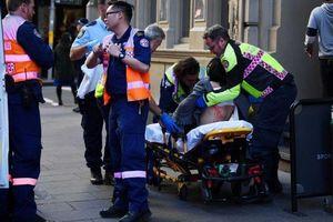 Bắt giữ đối tượng tấn công bằng dao tại Sydney