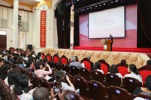 Gần 500 nhà khoa học quốc tế tham dự Hội nghị Kinh tế trẻ châu Á 2019