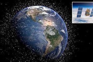 Nga phát minh vệ tinh tự hủy để giải quyết 'rác thải vũ trụ'