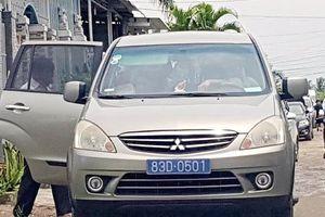 Xử lý các trường hợp sử dụng xe công đi dự đám cưới con trai Trưởng đoàn ĐBQH