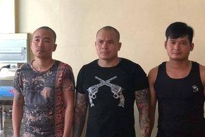 'Trùm' đòi nợ thuê - Quang 'Rambo' bị tạm giữ hình sự