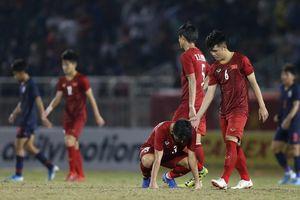 U18 Việt Nam mất quyền tự quyết tranh vé vào bán kết