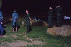 Tìm thấy thi thể 2 du khách gặp nạn khi tắm biển ở Bình Thuận