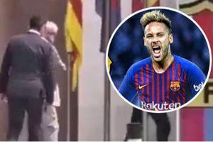 Luật sư tới Barca, Neymar sắp trở lại xứ Catalan!