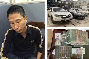 Bộ Công an phá đường dây tổ chức đánh bạc hơn 1.600 tỷ đồng do Nam 'ngọ' cầm đầu