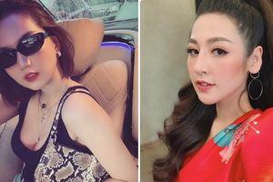 Ngọc Trinh khiến fan 'nghẹt thở' vì vòng 1 căng đét, Tú Anh dính nghi án 'dao kéo'