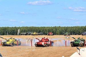 Xem trực tiếp bán kết Tank Biathlon 2019 giữa Lào, Uzebekistan, Cuba và Kuwait 15h00