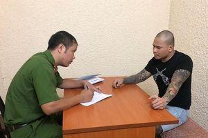 Thông tin mới nhất về vụ công an bắt giữ Quang 'Rambo' và đồng bọn