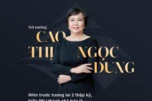 Giá vàng tăng 'phi mã', nữ đại gia vàng TP.HCM kiếm trăm tỷ