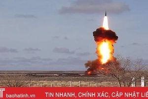 Mức phóng xạ tại thành phố Nga tăng gấp 16 lần sau thử nghiệm động cơ tên lửa