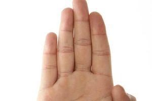 Chỉ cần nhìn ngón tay út biết ngay vận mệnh hôn nhân của bạn, sướng hay khổ đều nằm ở đây