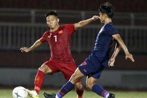 Hòa Thái Lan, U18 Việt Nam 'lâm nguy' tại giải U18 Đông Nam Á
