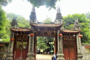 Vẻ đẹp cổ kính của trấn Tây thành Thăng Long xưa