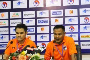 HLV Thái Lan: U18 VN rất tốt, là tương lai bóng đá Việt Nam