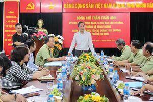 Quản lý Thị trường TP Hồ Chí Minh: Hiện đại hóa bộ máy bắt kịp xu hướng thị trường
