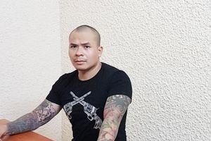 Quang 'Rambo' bị bắt vì cầm đầu nhóm đòi nợ thuê