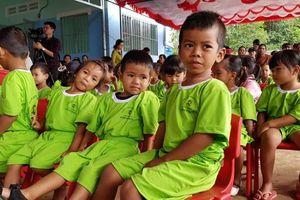Associazione Acti Espérance (Thụy Sĩ) tài trợ hơn 900 triệu xây trường mẫu giáo tại Đắk Lắk