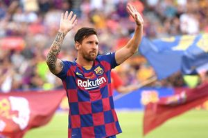 Dính chấn thương, Lionel Messi lỡ hẹn khai màn La Liga 2019/2020?