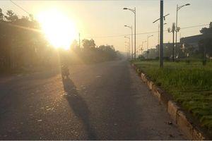 Nắng nóng kéo dài trên diện rộng ở Yên Bái