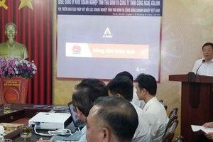 Đảng ủy Khối Doanh nghiệp Thái Bình hợp tác với Atalink triển khai phần mềm kết nối doanh nghiệp