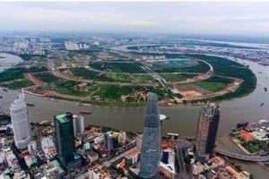 Ngày mai, TP.HCM họp báo việc thực hiện kết luận Khu đô thị mới Thủ Thiêm