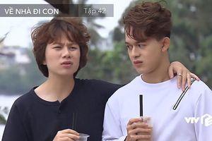 Quang Anh tiết lộ chuyện tình của Bảo và Dương trong 'Về nhà đi con' ngoại truyện