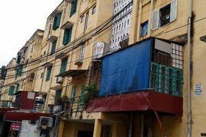 Hải Phòng: Lo chỗ ở cho hộ dân phải sống dưới gầm cầu thang chung cư