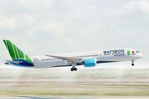 Bamboo Airways được tăng quy mô đội tàu bay sau nhiều thẩm định