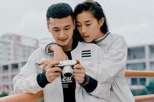 Bạn gái Huỳnh Anh: 'Yêu xa không khó như người ta nghĩ'