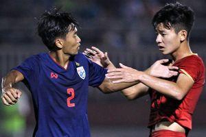 HLV Hoàng Anh Tuấn: 'U18 Việt Nam còn chút tâm lý khi gặp Thái Lan'