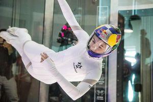 Cô gái 'bay nhanh nhất thế giới' duy trì vóc dáng như thế nào?