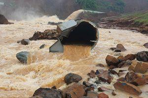 Thủy điện chứa 11 triệu m3 nước có nguy cơ vỡ, sơ tán hàng nghìn dân