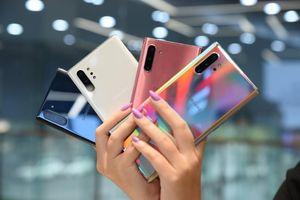 Galaxy Note10 và Note10+ ra mắt tại VN - giá từ 23 triệu đồng