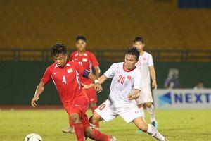 Kịch bản nào giúp U18 Việt Nam đi tiếp tại Giải U18 Đông Nam Á 2019?