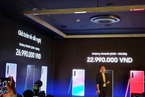 Đã có giá Galaxy Note10 tại Việt Nam