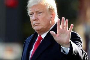 Ông Trump quan ngại về tình hình Hồng Kông