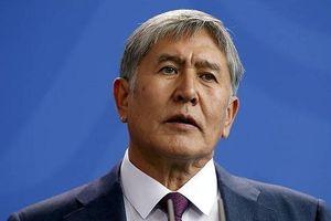 Cựu Tổng thống Kyrgyzstan bị buộc nhiều tội
