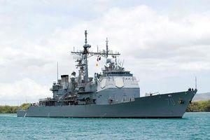Mỹ cho tàu chiến đến 'thăm' Hong Kong: Thêm dầu vào lửa?
