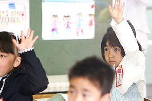 Nguyên nhân học sinh Nhật Bản bỏ học thụ động