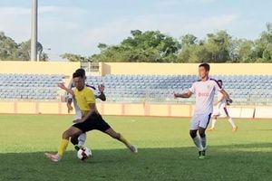 Xác định các tấm vé của trận chung kết giải hạng Nhì Quốc gia 2019