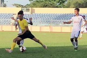 U.21 Hà Nội tranh chung kết giải bóng đá hạng nhì với Bà Rịa Vũng Tàu