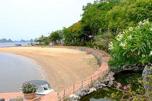Quảng Ninh thanh tra việc xây dựng resort trái phép trên vịnh Bái Tử Long