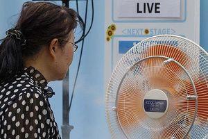 Gần 13.000 người Nhật nhập viện vì nắng nóng