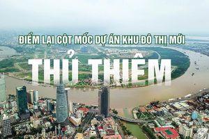 Dự án khu đô thị mới Thủ Thiêm: 24 năm chưa có hồi kết
