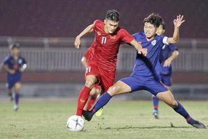 HLV Hoàng Anh Tuấn nuối tiếc khi U18 Việt Nam lỡ cơ hội hạ Thái Lan