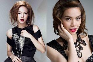 Hồ Ngọc Hà lên tiếng về việc chèn ép Minh Hằng rời The Face 2017