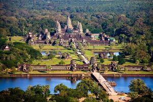 Khám phá Angkor Wat – Thành phố của những ngôi Đền