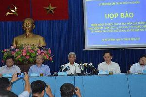 TP. HCM nghiêm túc chấp hành kết luận Thanh tra về Khu đô thị mới Thủ Thiêm