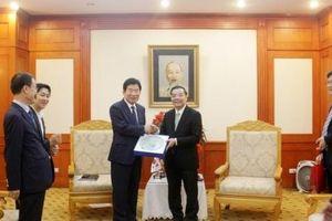 Tiếp tục vun đắp mối quan hệ chiến lược Việt Nam- Hàn Quốc